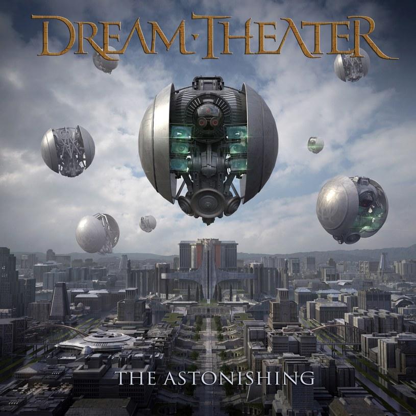 """Na początku 2016 roku ukaże się zapowiadana już przez nas płyta """"The Astonishing"""" - 13. studyjny materiał progmetalowców z Dream Theater."""