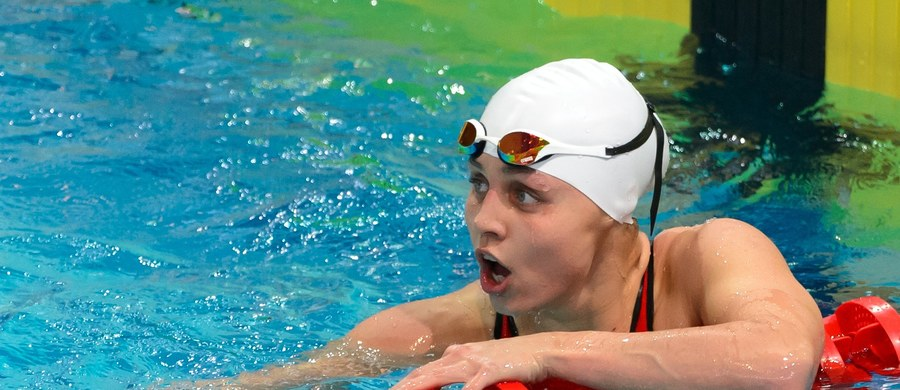 Alicja Tchórz zdobyła srebrny medal w wyścigu na 100 m stylem grzbietowym pływackich mistrzostw Europy na krótkim basenie w Netanji. Wynikiem 57,17 ustanowiła rekord Polski.