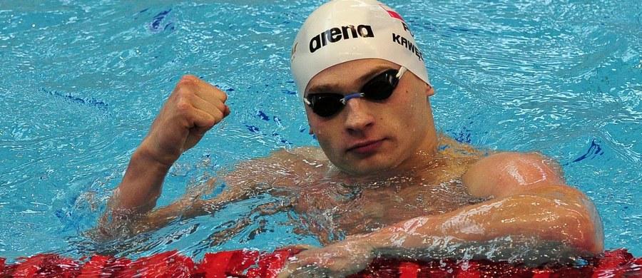 Radosław Kawęcki mistrzem Europy na krótkim basenie na 100 m stylem grzbietowym! To drugi złoty medal Polaka, wywalczony na mistrzostwach w izraelskiej Netanji - w środę triumfował również w wyścigu na 200 m stylem grzbietowym.