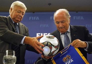 Zawieszony Blatter chce w lutym przewodniczyć Kongresowi FIFA