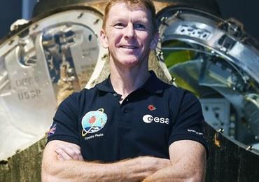 Brytyjski astronauta przebiegnie maraton... w kosmosie