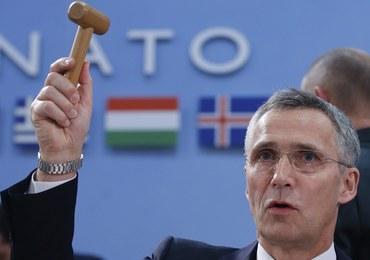 Szef NATO: Nie będzie układu wymiennego z Rosją w sprawie Syrii i Ukrainy