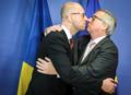 Stosunki UE-Ukraina w jednym zdjęciu