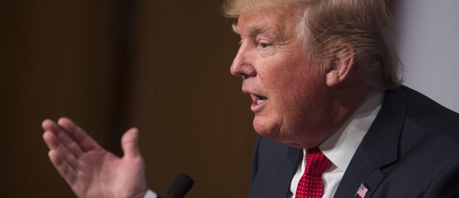 Donald Trump - miliarder i jeden z czołowych republikańskich kandydatów do prezydentury - opowiedział się za wprowadzeniem całkowitego zakazu wjazdu muzułmanów do USA. Poinformował o tym w wydanym oświadczeniu.