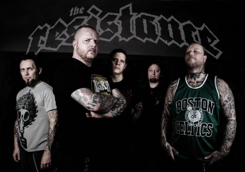Szwedzka supergrupa The Resistance nagrała drugi album.