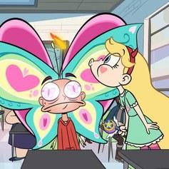 Star Butterfly kontra siły zła
