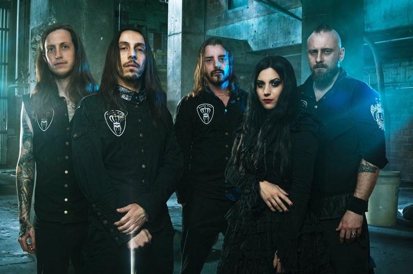 Włoska grupa Lacuna Coil pracuje nad nową płytą.
