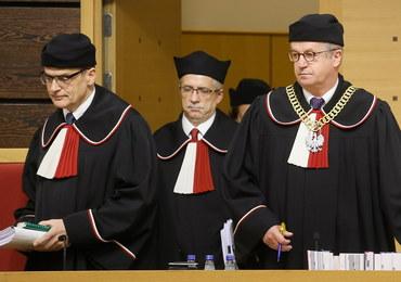 Trybunał Konstytucyjny: Przepisy o TK autorstwa PiS są częściowo niezgodne z konstytucją