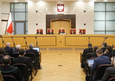 Prof. Kamiński: W najbliższym czasie pat, oskarżenia i marginalizacja TK