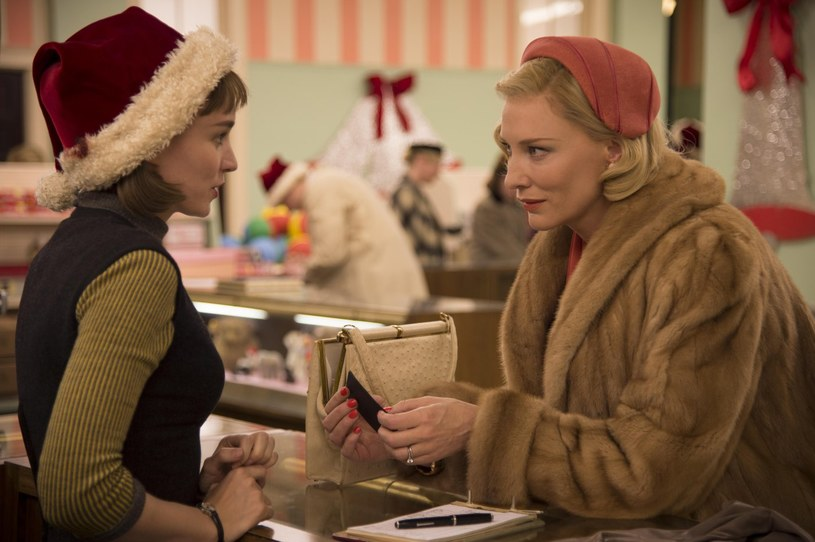 """Brytyjska Akademia Filmowa ogłosiła nominacje do swoich corocznych nagród. Najwięcej - po 9 - otrzymały filmy """"Carol"""" Todda Haynesa i """"Most szpiegów"""" Stevena Spielberga. Oba filmy powalczą o nagrodę w kategorii najlepszy film."""