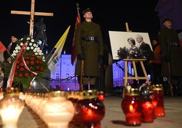 Kaczyński w miesięcznicę smoleńską: Będzie pomnik tych, którzy polegli w katastrofie