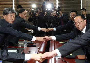 Pierwsze takie rozmowy obu państw koreańskich od lat