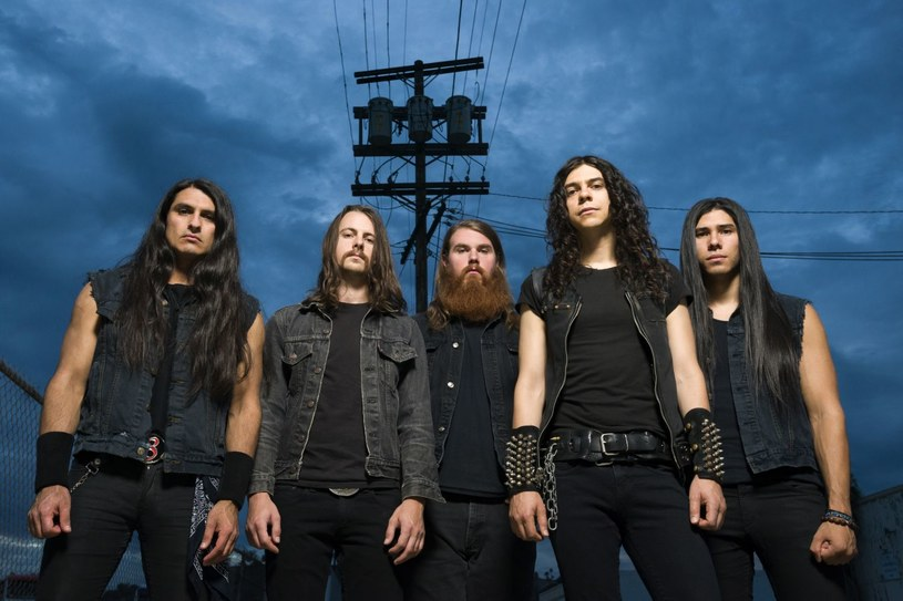 Heavymetalowy kwintet Holy Grail z Los Angeles zarejestrował nowy album.