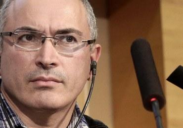 Michaił Chodorkowski z zarzutem zorganizowania zabójstwa