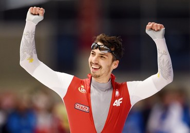 PŚ w łyżwiarstwie szybkim: Artur Waś czwarty na 500 m