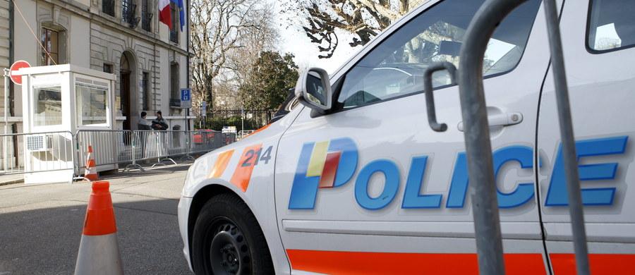 """Dwaj obywatele Syrii zostali aresztowani w Genewie. W należącym do nich samochodzie znaleziono ślady materiałów wybuchowych - poinformował genewski dziennik """"Tribune de Geneve"""" oraz szwajcarska telewizja."""