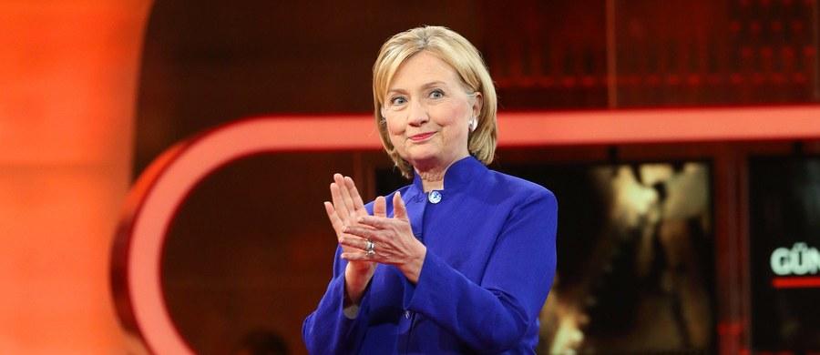 78 proc. Amerykanów uważa, że Hillary Clinton wygra wybory prezydenckie, jeśli uzyska nominację Demokratów. 55 proc. sądzi, że wybory może wygrać Donald Trump, jeśli będzie nominowany przez Republikanów - wynika z sondażu AP-GfK. Żaden inny kandydat nie uzyskał w tym badaniu więcej niż 45 proc. głosów.