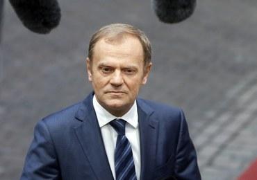 Burza po słowach szefa PE o Polsce. Głos zabrał Donald Tusk
