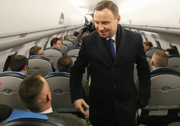Andrzej Duda z wizytą na Ukrainie