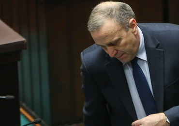 Burzliwy początek obrad Sejmu. Schetyna chce przeprosin od Kaczyńskiego, Brudziński: W PO kłamią