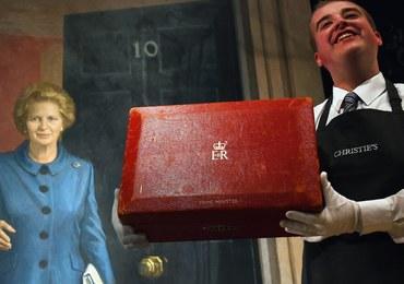 Gigantyczne zainteresowanie aukcją pamiątek po Margaret Thatcher
