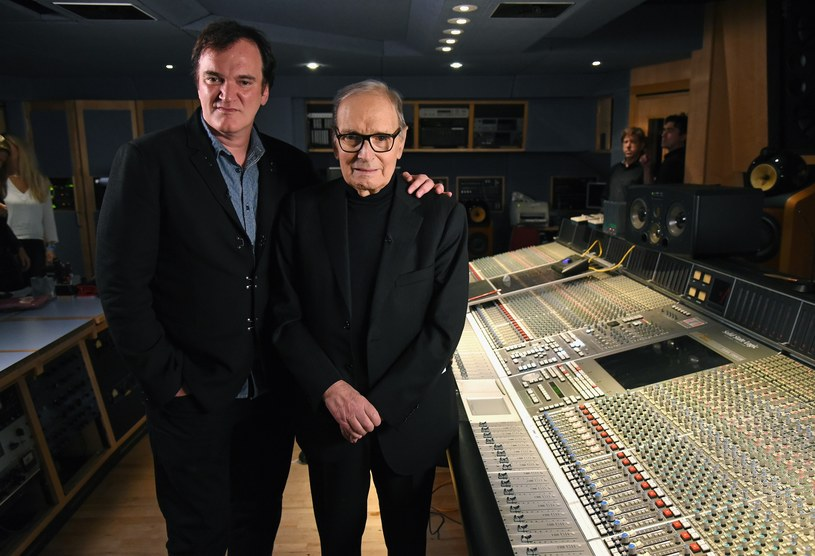 """Muzykę do ósmego z kolei filmu Quentina Tarantino - """"Nienawistnej ósemki"""" (w kinach od 15 stycznia) skomponował sam mistrz Ennio Morricone, który powrócił do westernu po 40 latach."""