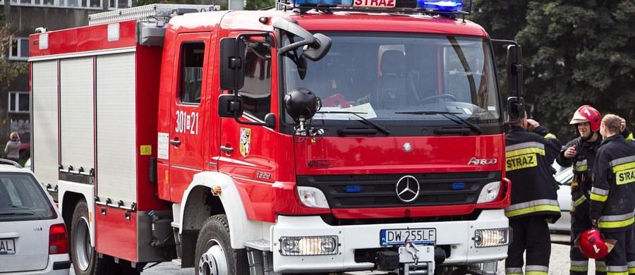 Uszkodzony gazociąg był przyczyną ewakuacji przedszkola i kilku domów przy ulicy Legionów w Elblągu. Wyciek udało się już opanować - informuje nasz  reporter Piotr Bułakowski. Informację dostaliśmy na Gorąca Linię RMF FM.