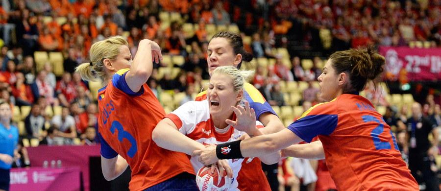 Polskie piłkarki ręczne przegrały w duńskim Herning z Rumunkami 22:31 (8:15) w meczu o brązowy medal mistrzostw świata. W finale Norweżki wygrały z Holenderkami.
