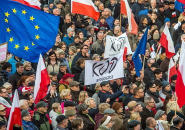 Kijowski: W ostatnią sobotę w kraju, według naszych wyliczeń, demonstrowało około 100 tys. osób