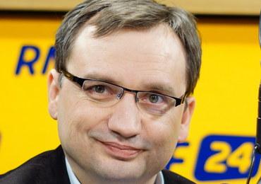 Ziobro: Ludzie! Nie dajcie się zrobić w baranki. Trybunał to ostoja złego reżimu i sytych kotów