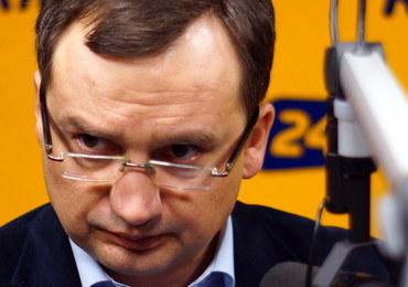 Zbigniew Ziobro: Przed laty, obejmując stanowisko ministra byłem pełen emocji. Dziś już ich nie ma
