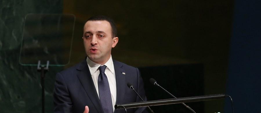 Premier Gruzji Irakli Garibaszwili ogłosił w wystąpieniu telewizyjnym, że złożył dymisję. Za niespełna rok w Gruzji odbędą się kolejne wybory parlamentarne.