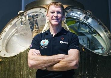 Brytyjski astronauta przez pomyłkę zadzwonił z kosmosu pod zły numer