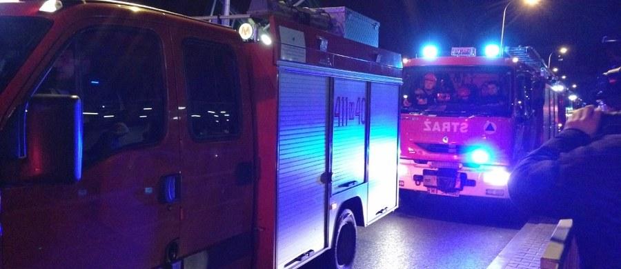 W Bukowinie Tatrzańskiej w Małopolsce doszło do wybuchu gazu w jednym z prywatnych domów. Ranne zostały dwie osoby: 40-letni mężczyzna i 6-letnie dziecko.