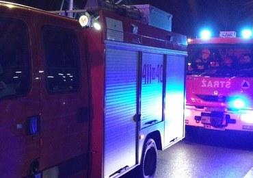 Wybuch gazu w Bukowinie Tatrzańskiej