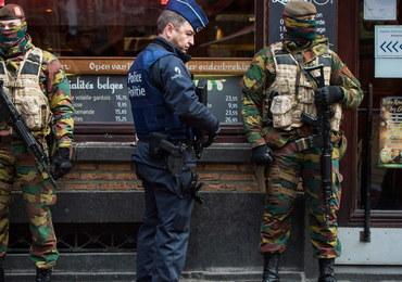 W Belgii aresztowano osoby podejrzane o planowanie ataków w okresie Nowego Roku