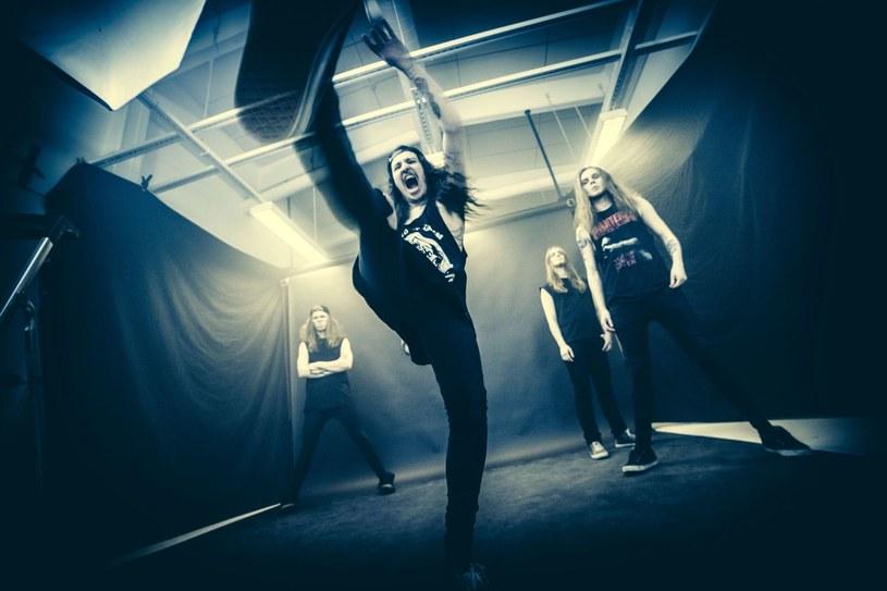 Thrashmetalowcy z fińskiego Lost Society odliczają już dni premiery trzeciego albumu.