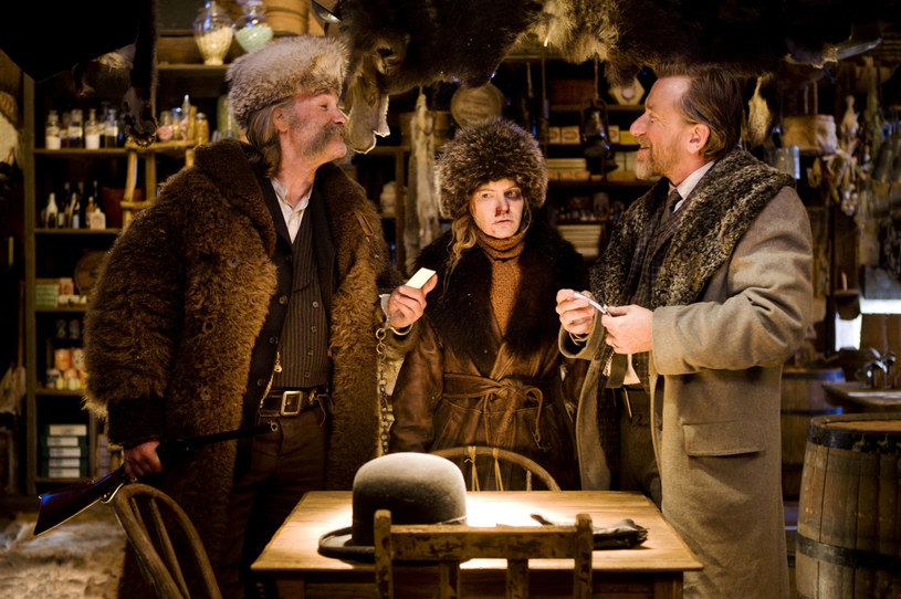 """Grupa Hive-CM8, odpowiedzialna za udostępnienie pirackich kopii filmów walczących o nominacje do Oscara, wydała oświadczenie, w którym przeprasza twórców """"Nienawistnej ósemki"""". To najnowsza produkcja Quentina Tarantino."""