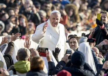 Papież: Złoszczę się, ale nie gryzę
