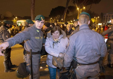 We Włoszech Sylwester mniej huczny. Po raz pierwszy tak surowe środki bezpieczeństwa