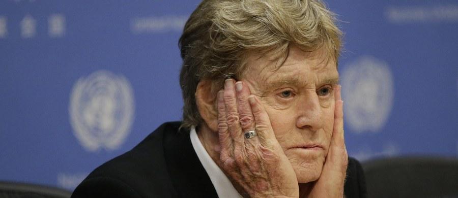 """""""To podłe oszustwo"""" – tak agentka Roberta Redforda skomentowała informację o rzekomej śmierci aktora. Wiadomość jakoby aktor zmarł bardzo szybko rozpowszechniła się w internecie."""