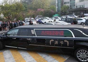 Jak zwalczają w Korei myśli samobójcze? Organizują próbny pogrzeb