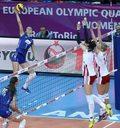 Polska - Rosja 2:3 w turnieju kwalifikacyjnym do IO 2016