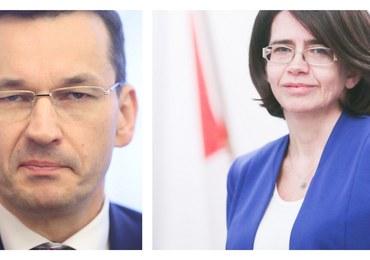 Morawiecki i Streżyńska jako jedyni w rządzie nie zgodzili się na ujawnienie swoich majątków