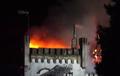 Zachodniopomorskie: Spłonął zabytkowy dwór