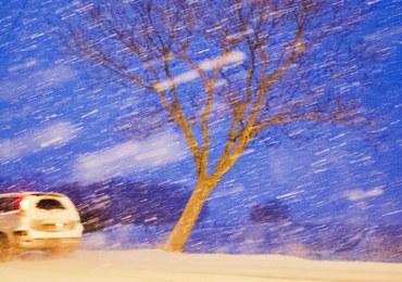 Od czwartku cieplej, ale sypnie śniegiem
