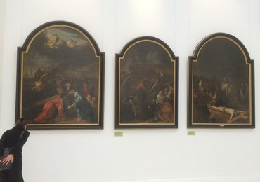 Siedem obrazów Michaela Willmanna powróciło do muzeum we Wrocławiu