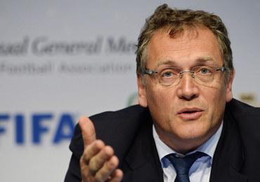 Afera FIFA: Wniosek o dziewięć lat zawieszenia Jerome'a Valcke'a
