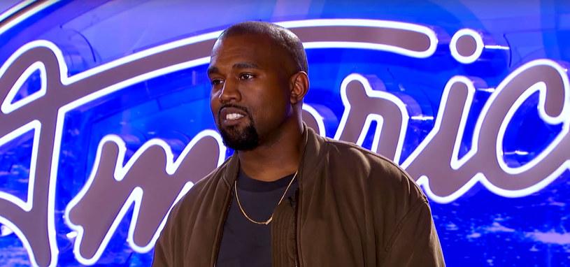 """W internecie pojawił się cały występ Kanye'go Westa w programie """"American Idol""""."""