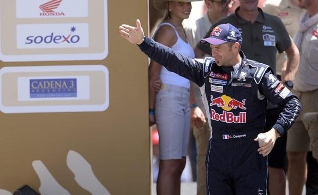 Popisową jazdę zaprezentowali utytułowany kierowca francuski Sebastien Loeb i hiszpański motocyklista Joan Barreda Bort na 3. etapie Rajdu Dakar długości 190 km z metą w argentyńskim San Salvador de Jujuy. W gronie quadowców czwarte miejsce zajął Rafał Sonik.